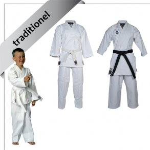 traditionel karate