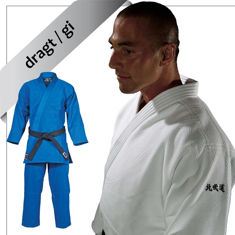 dragt / gi til judo