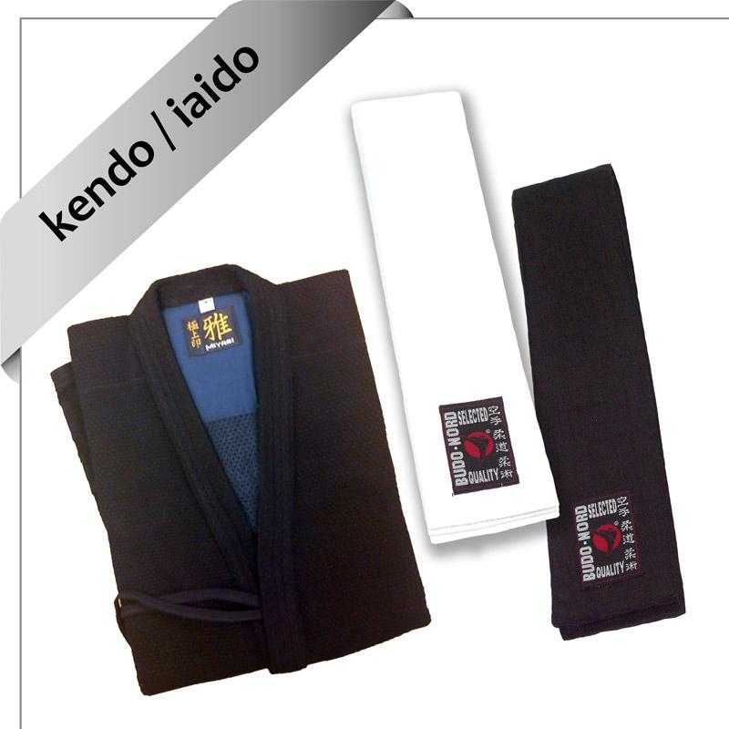 udstyr til kendo / iaido