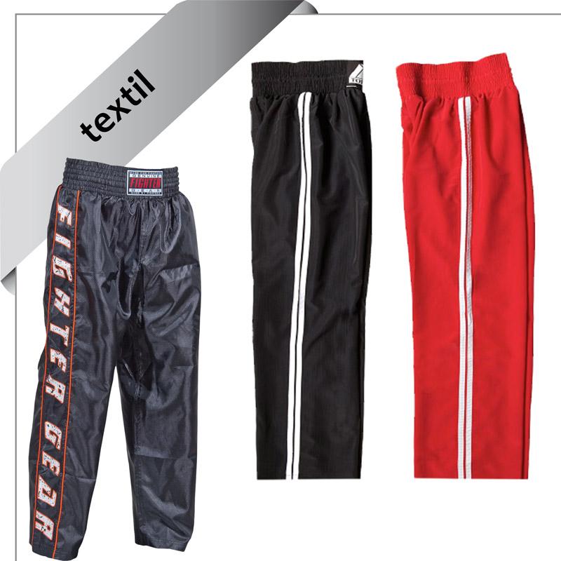 textil til kickboksning