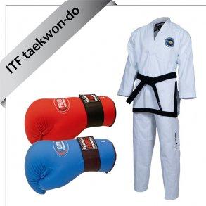 udstyr til ITF taekwon-do