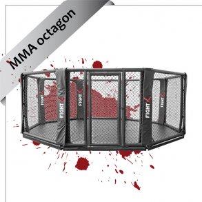 MMA octagon bure
