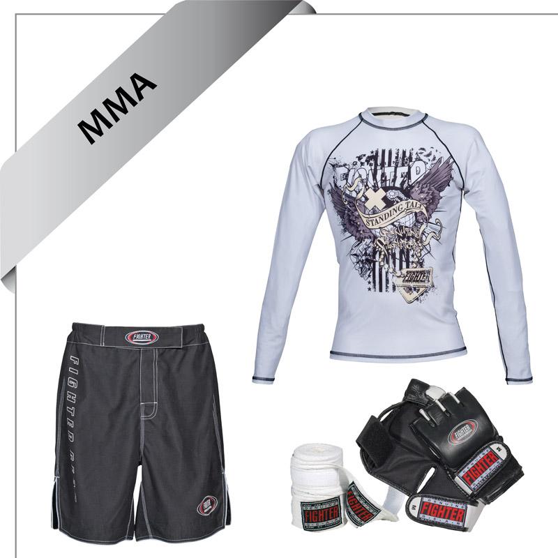 udstyr til MMA