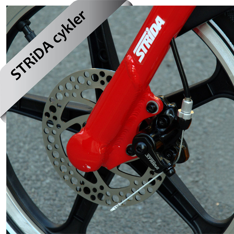 STRiDA cykler