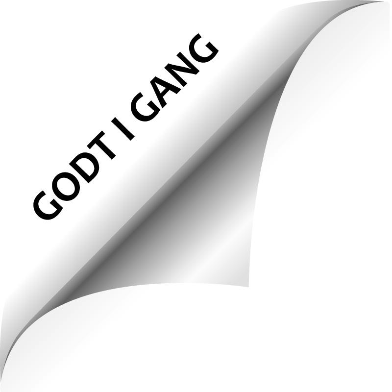 KOM GODT I GANG