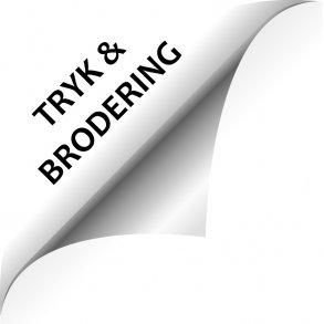 TRYK & BRODERING