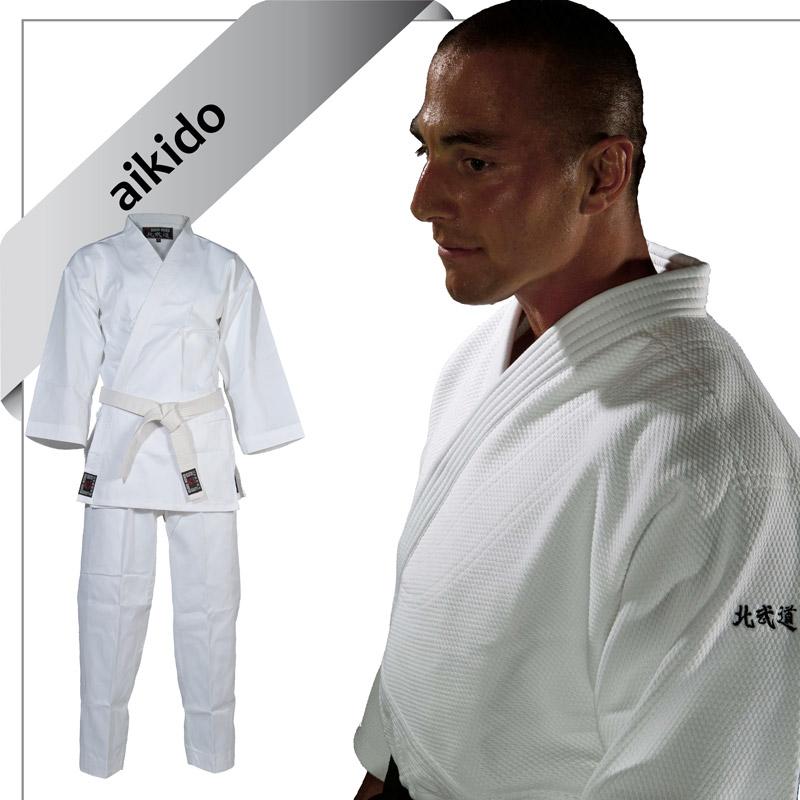 udstyr til aikido