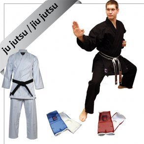 udstyr til ju jutsu / jiu jitsu
