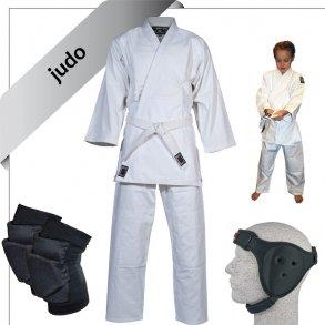 udstyr til judo