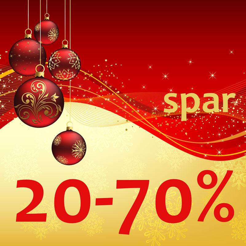 SPAR 20-70%