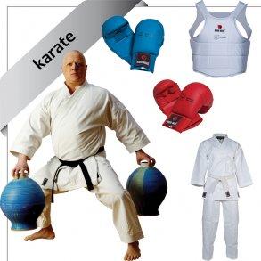 udstyr til karate