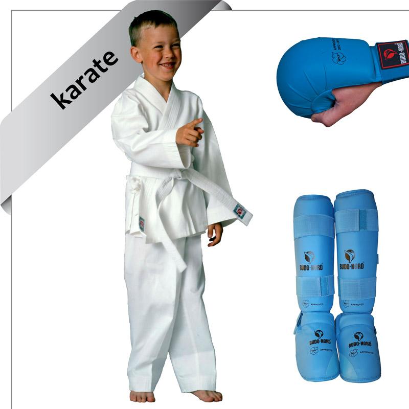 godt i gang med karate