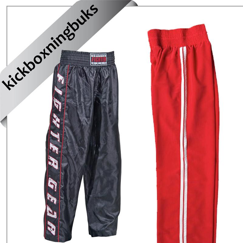 kickboksningsbuks