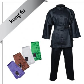 udstyr til kung fu
