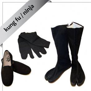 ninja / kung fu sko
