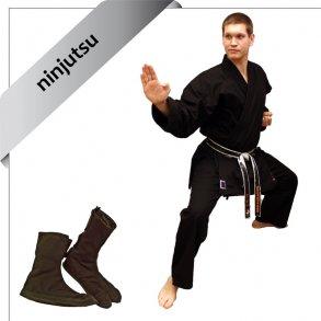 udstyr til ninjutsu