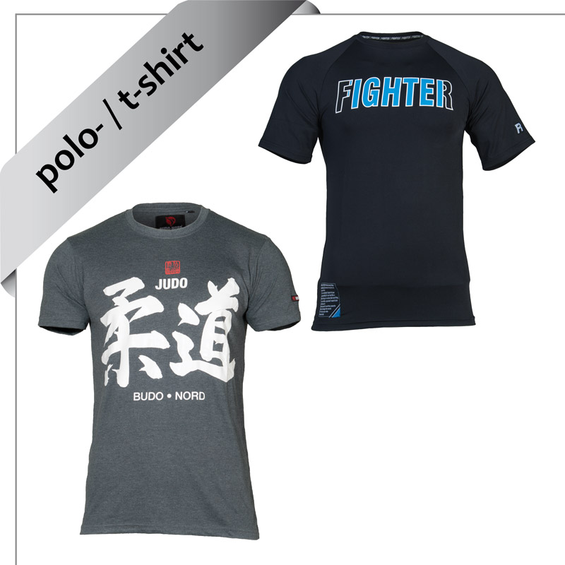 t-shirts / poloshirts