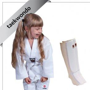 godt i gang med taekwondo
