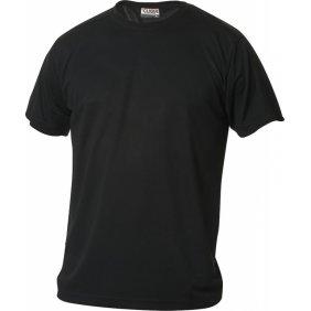 Adidas t shirt med hætte herre sort t shirts