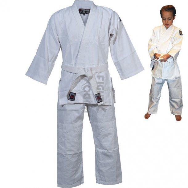 Budo-Nord Kodomo judo gi junior - hvid